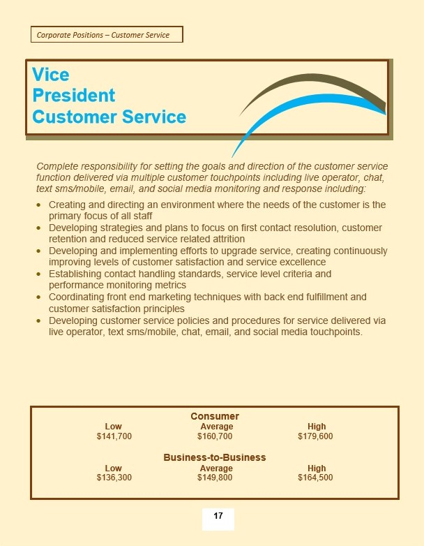 implement customer service standards essay